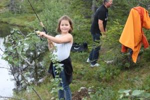 Fiskekonkurransen på Høgevarde